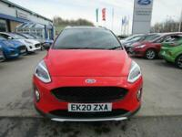 2020 Ford Fiesta 1.0 ECOBOOST ACTIVE X EDITION AUTOMATIC LOW MILEAGE HATCHBACK P