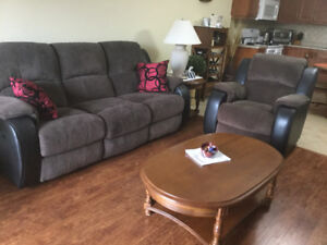 Couch&matching chair