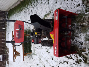 "10 hp 28"" electric snowblower"