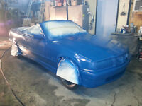 Complete Paint Job starting at $1500 Complete Bumper Paint job s