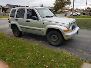 2005 Jeep Liberty SUV, Rocky Mountain Edition -  Loaded - V6