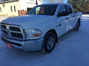 2011 DODGE RAM 2500 CR/CB SLT 2 WLD FULL SIZE DOOR
