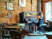 Cours de Piano - Enfants Adultes - Plateau Mont-Royal