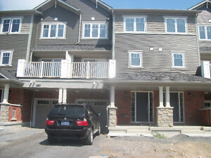 North Oshawa New 2 Bedroom Townhouse for Rent