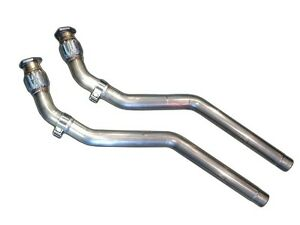 Audi AWE Tuning Downpipes for Audi S5 4.2L V8