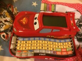 Disney cars v tech toy