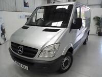 Mercedes Sprinter 211 CDI SWB + JUST SERVICED + NO VAT