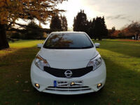 AUTOMATIC NISSAN NOTE 1.2 DIG-S TECKNA . SAT NAV. LEATHERS. PARKING CAMERAS. START STOP. 17 K MILES