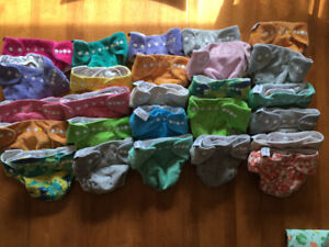 Cloth diaper set for sale