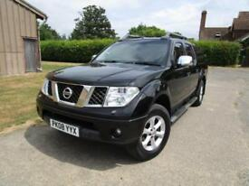Nissan Navara 2.5dCi auto Long Way Down Expedition***electric heated leather***