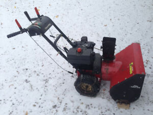 8 HP Snowblower with Electric Start