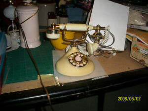white dynasty telephone