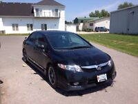 2010 civic dx