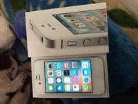 IPHONE 4S WHITE VODAFONE LEBARA TALKTALK