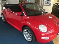 Volkswagen Beetle tdi convertable