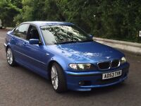 BMW 330D MSPORT INDIVIDUAL 2004. CHEAP