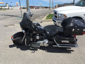 2010 harley touring with abs