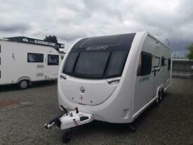 Sprite Quattro FB SR 6 berth/fixed bed with Motor Mover 2020