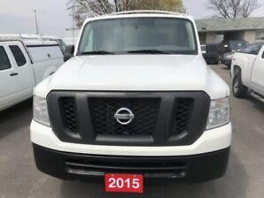 2015 Nissan NV2500 2500 V6 SV