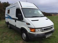 (11) 2000 IVECO DAILY (S2000) LWB HIGH ROOF MOTORHOME CONVERSION 1999YR