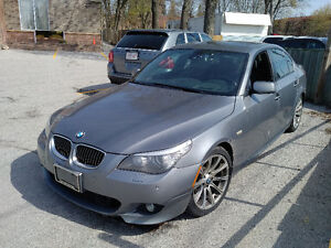 2009 BMW 5-Series 550 i M PACKAGE Sedan