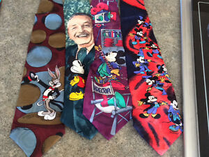 Collectible ties Stratford Kitchener Area image 2