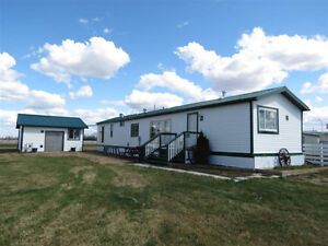 Great property in Vimy, AB--No Lease Fees, Owned Land