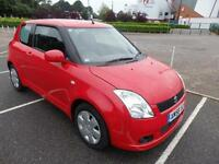 Suzuki Swift 1.3 2008 81000 miles