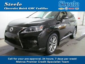 2015 Lexus RX350 AWD Sportdesign Leather & Alloys !!!