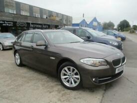 2011 (11) BMW 520d SE TOURING Estate Deisel Manual Bronze Climate Cruise BT FSH