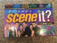 Friends Scene It DVD Board Game