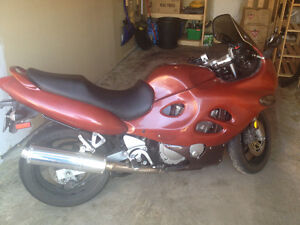 Suzuki GSX F 750 Katana  Great deal!  Great bike!