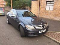 Mercedes c220 £7.500