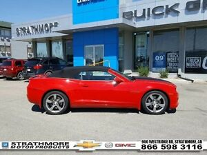 2011 Chevrolet Camaro 6.2 V8 SS2-Auto-Convertible-Heads up displ