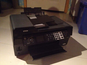 Epson All-In-One Printer/Copier/Scanner/Fax