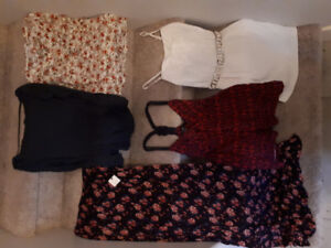 Bag of small women's clothing