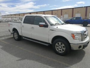 2011 F-150 Lariat Supercrew 4x4 6.2 L V8