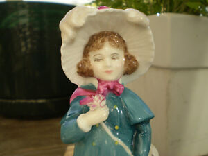"""Royal Doulton Figurine-"""" Carrie """" HN2800-Greenaway Collection Kitchener / Waterloo Kitchener Area image 6"""
