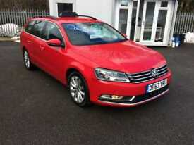 Volkswagen Passat 1.6TDI ( 105ps ) BlueMotion Tech 2013MY Highline
