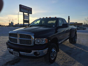 2005 Dodge Power Ram 3500 Cummins 4x4 Invinite Pickup Truck
