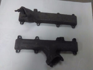 late 60s ford big block FE exhaust manifolds