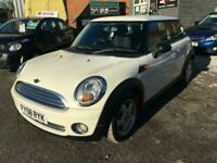 2008 MINI HATCH ONE ONE Hatchback Petrol Manual