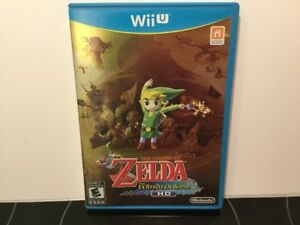 Zelda  Windwaker HD:25$