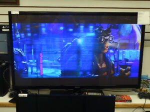 """Big, Black and Beautiful! Come check out this Samsung 51"""" Plasma"""
