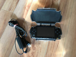 PSP and Case