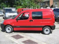 2009 CITROEN BERLINGO 1.6HDi First A C, Crew Combi Diesel Van