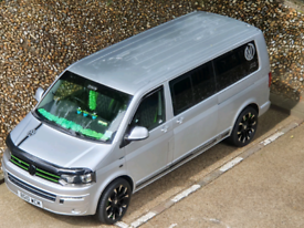 VW TRANSPORTER Range Rover 20in ALLOY WHEELS 6 MONTHS OLD COLLECT W9 OR DELIVER M25