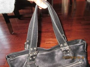 Roots real leather purse London Ontario image 7