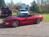 2004 Chevrolet Corvette Convertible Coupé (2 portes)