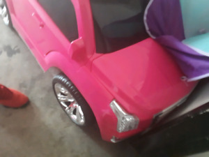 Kids escalade with leds